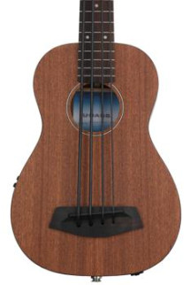 Kala U-Bass All Solid Mahogany