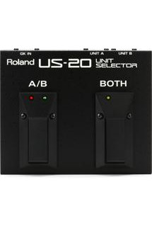 Roland US-20 GK-2A/GK-3 Unit Selector Pedal