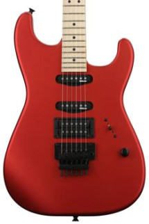 Charvel USA Select San Dimas Series 1 HSS Floyd Rose - Torred