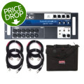 Soundcraft Ui16 16-channel Digital Mixer with Case and CablesUi16 16-channel Digital Mixer with Case and Cables