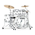 Tama Silverstar Mirage Shell Pack - 5pc - Crystal Ice Silverstar Mirage Shell Pack - 5pc - Crystal Ice