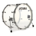 Tama Silverstar Mirage Bass Drum - 16
