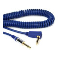 Vox Vintage Coiled Cable - Blue
