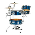 Tama Silverstar Cocktail-Jam Shell Pack - Indigo Sparkle