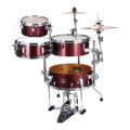 Tama Silverstar Cocktail-Jam Shell Pack - Vintage Burgundy Sparkle