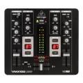 Behringer Pro Mixer VMX100USB 2-channel DJ MixerPro Mixer VMX100USB 2-channel DJ Mixer
