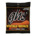 GHS VN-M Vintage Bronze 85/15 Medium Acoustic Guitar StringsVN-M Vintage Bronze 85/15 Medium Acoustic Guitar Strings