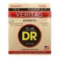 DR Strings VTA-10 - 0.010-0.048 Extra Light Phosphor Bronze Acoustic StringsVTA-10 - 0.010-0.048 Extra Light Phosphor Bronze Acoustic Strings