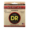 DR Strings VTA-11 - 0.011-0.050 Custom Light Phosphor Bronze Acoustic StringsVTA-11 - 0.011-0.050 Custom Light Phosphor Bronze Acoustic Strings
