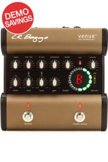 LR Baggs Venue DI Acoustic Preamp EQ/DI/Tuner Pedal