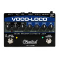 Radial Voco Loco Microphone Effects Loop & Switcher for Guitar Effects