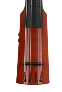 NS Design WAV4 Double Bass - Amberburst