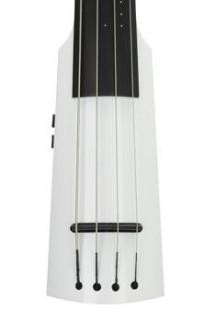 NS Design WAV4 Double Bass - Brilliant White