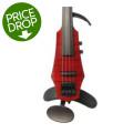 NS Design WAV4 Violin - Transparent Red