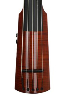 NS Design WAV5 Double Bass - Amberburst