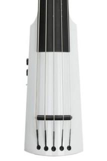 NS Design WAV5 Double Bass - Brilliant White