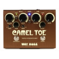 Way Huge Camel Toe MKII Triple Overdrive PedalCamel Toe MKII Triple Overdrive Pedal