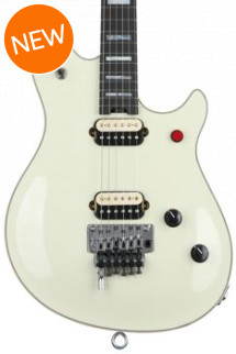 EVH Wolfgang USA Edward Van Halen Signature - Ivory