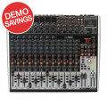 Behringer Xenyx X2222USB Mixer and Audio Interface with Effects