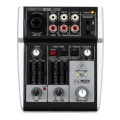 Behringer Xenyx 302USB Mixer and USB Audio Interface