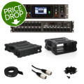 Behringer X32 Rack Pack with S16 Stage BoxX32 Rack Pack with S16 Stage Box