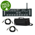 Behringer X Air XR12 Digital Mixer with Case and CablesX Air XR12 Digital Mixer with Case and Cables