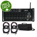 Behringer X Air XR18 Digital Mixer with Case and CablesX Air XR18 Digital Mixer with Case and Cables