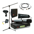 Sennheiser XSW 35 Wireless Package - A Range: 548-572MHzXSW 35 Wireless Package - A Range: 548-572MHz