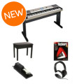 Yamaha YPG-535 Deluxe Keyboard BundleYPG-535 Deluxe Keyboard Bundle