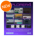 Rob Papen eXplorer4 Virtual Instrument and Effects Software Bundle eXplorer4 Virtual Instrument and Effects Software Bundle