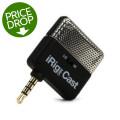 IK Multimedia iRig Mic Cast iOS Microphone
