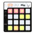 IK Multimedia iRig PADS Portable MIDI Groove ControlleriRig PADS Portable MIDI Groove Controller