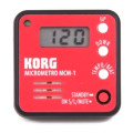 Korg MCM-1 Micrometro Clip-On Metronome - RedMCM-1 Micrometro Clip-On Metronome - Red