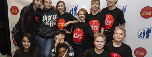 Little Kids Rock Chicago AllCity Modern Band