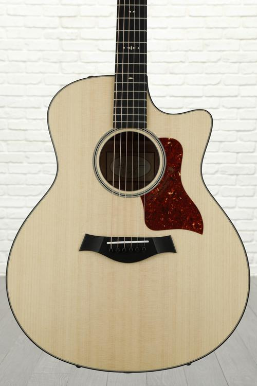 Taylor 516ce Grand Symphony Acoustic-Electric w/Cutaway, Natural