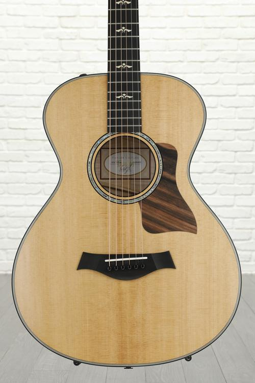 Taylor 612e 12-Fret Grand Concert - Brown Sugar Stain
