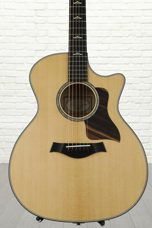 Taylor 614ce Grand Auditorium - Brown Sugar Stain
