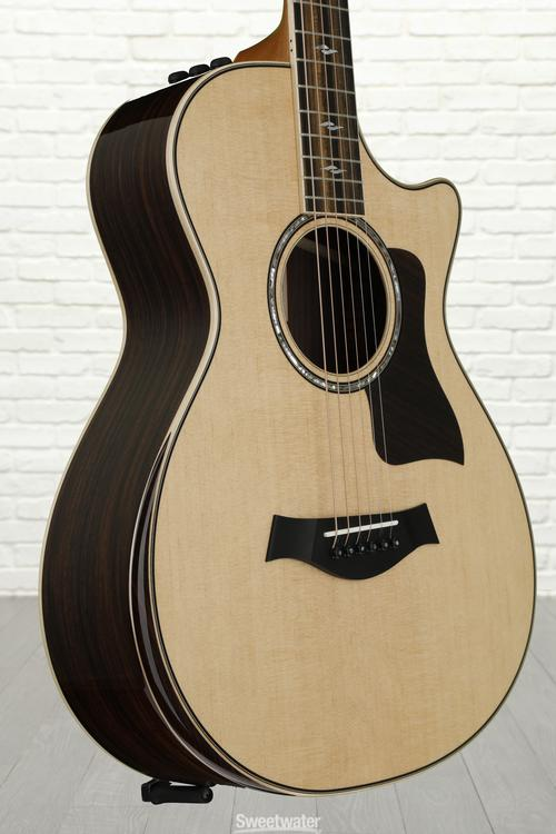 Taylor 812ce 12-fret Deluxe - Natural image 1