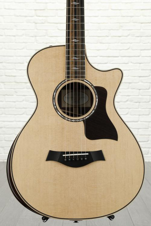 Taylor 812ce 12-fret Deluxe - Natural