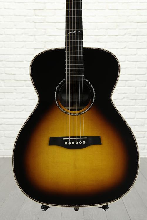 Seagull Guitars Artist Studio Concert Hall Acoustic/Electric - Sunburst