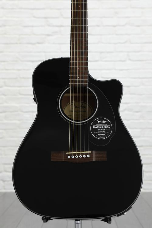 Fender CC-60SCE - Black