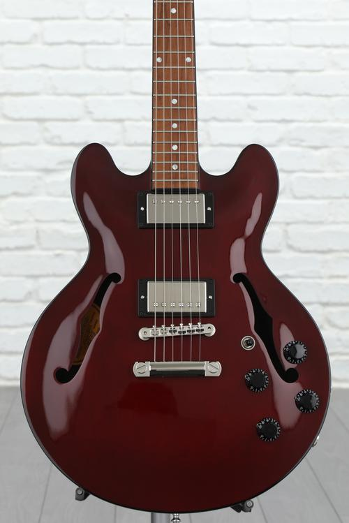 Gibson Memphis ES-339 Studio - Wine Red
