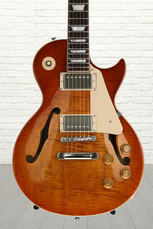 Gibson Memphis ES-Les Paul Premiere Figured - Faded Lightburst
