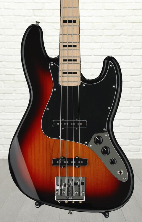 Fender Geddy Lee Jazz Bass - 3 Tone Sunburst image 1