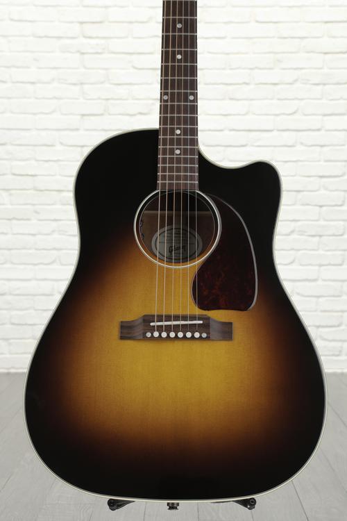 Gibson Acoustic J-45 Cutaway - Vintage Sunburst