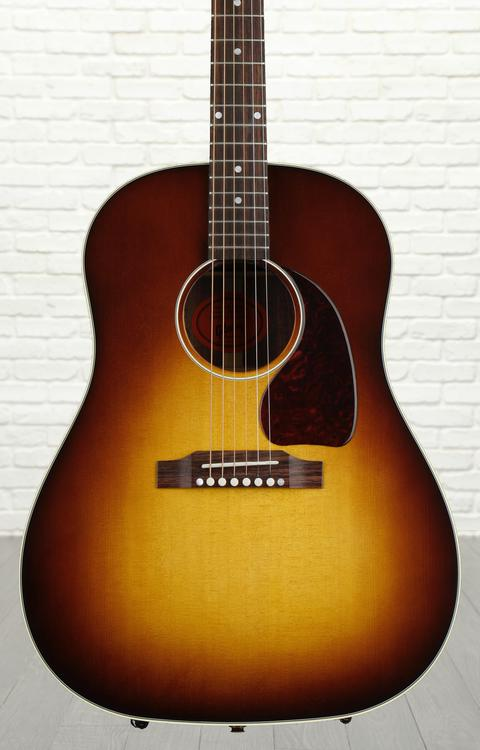 Gibson Acoustic J-45 Acacia Tonewood Edition - Honey Burst