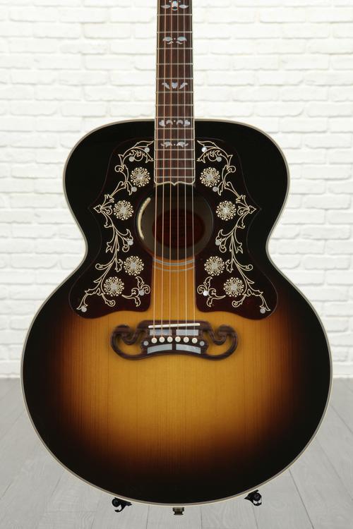 Gibson Acoustic Bob Dylan SJ200 Player's Edition - Vintage Sunburst