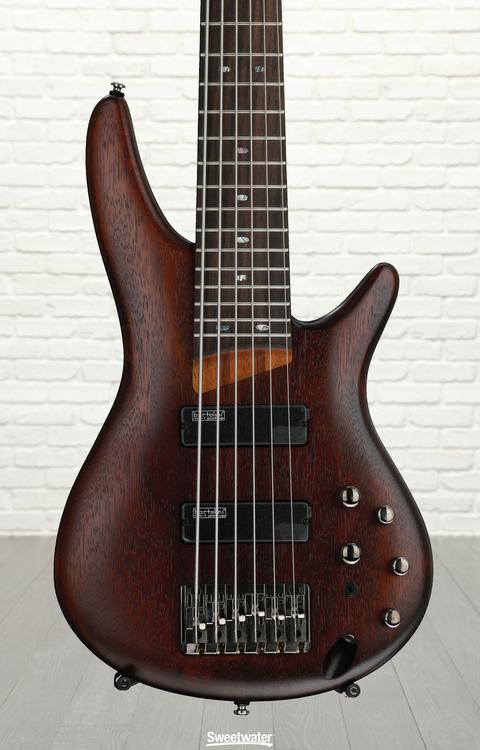 Ibanez SR506 - Brown Mahogany image 1