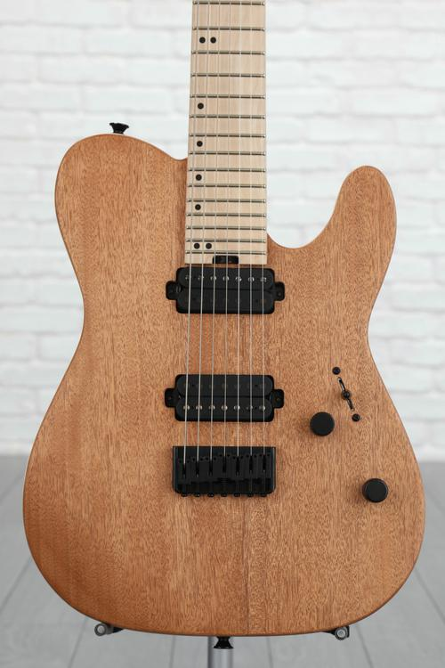 Charvel Pro-Mod San Dimas Style 2 - Natural with Maple Fingerboard