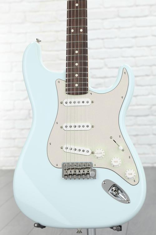 Fender American Special Stratocaster - Sonic Blue with Rosewood Fingerboard